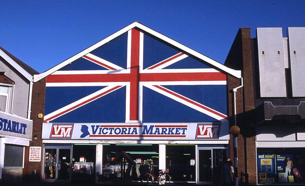 Victoria Market Cleveleys