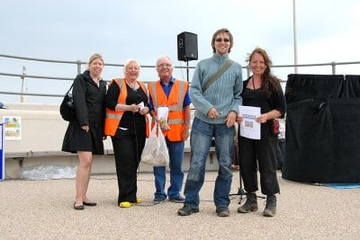 Licensing a Seafront Event