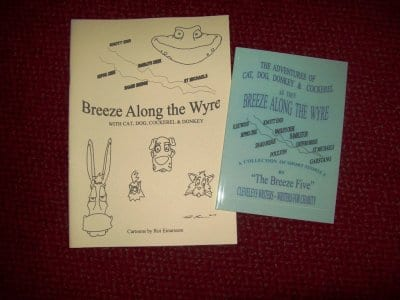 Breeze along the Wyre from Cleveleys Writers
