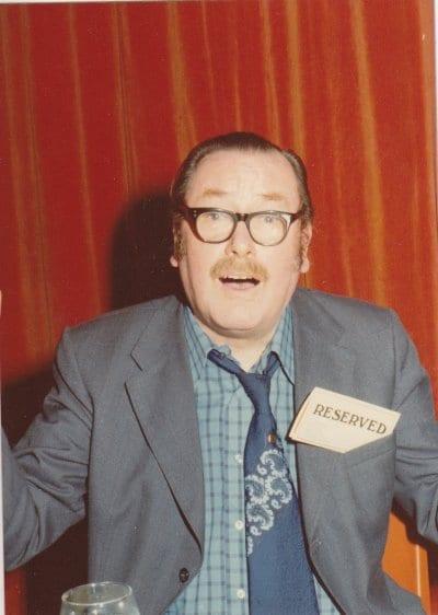 Bernard John Regan, circa 1975