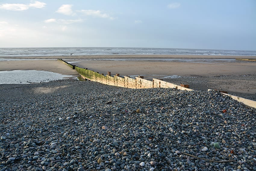 Weather, Webcams and Tides at Cleveleys
