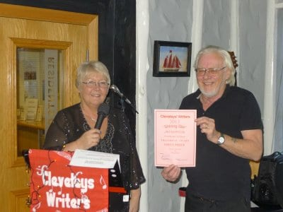 Cleveleys Writers at Christmas