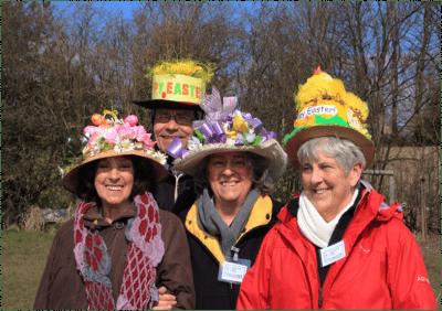 Easter Bonnets at Hawthorne Park