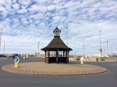 Cleveleys Clock Shelter - Save our Clock Shelter Campaign