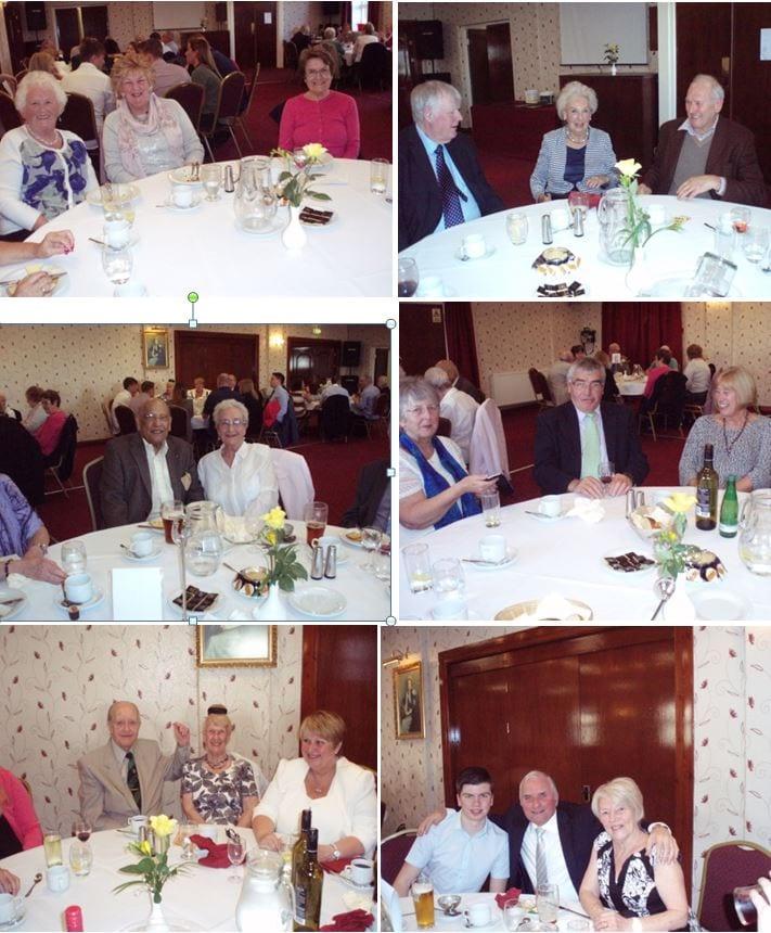 Thornton Cleveleys Inner Wheel Sunday lunch