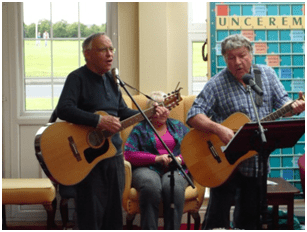 Cleveleys Writers Play at Warren Manor