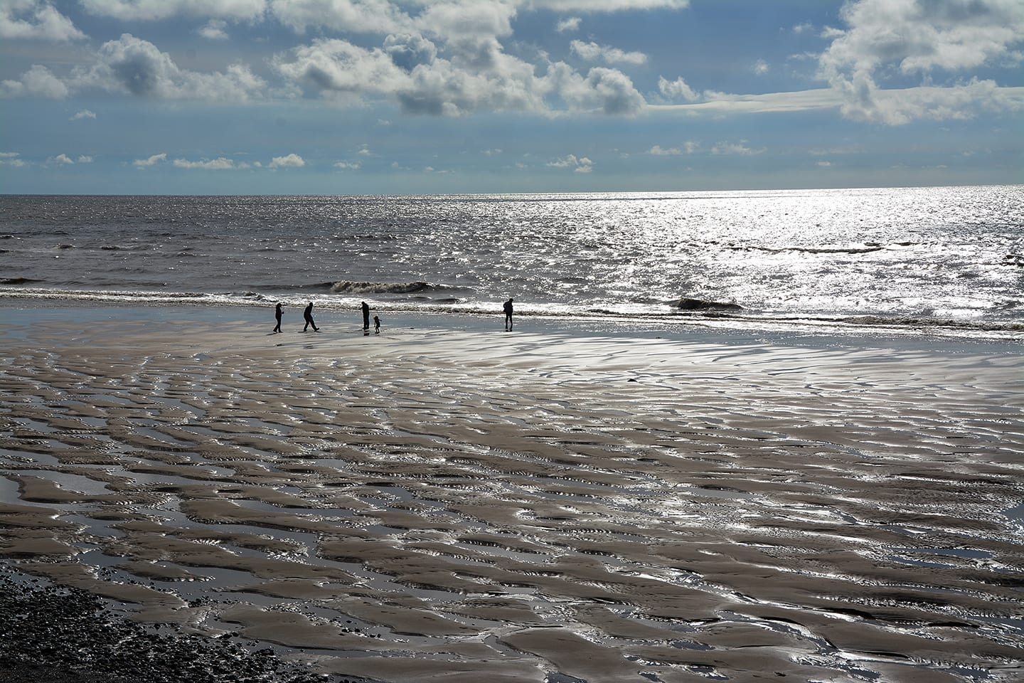 Seaside Awards for Cleveleys beaches