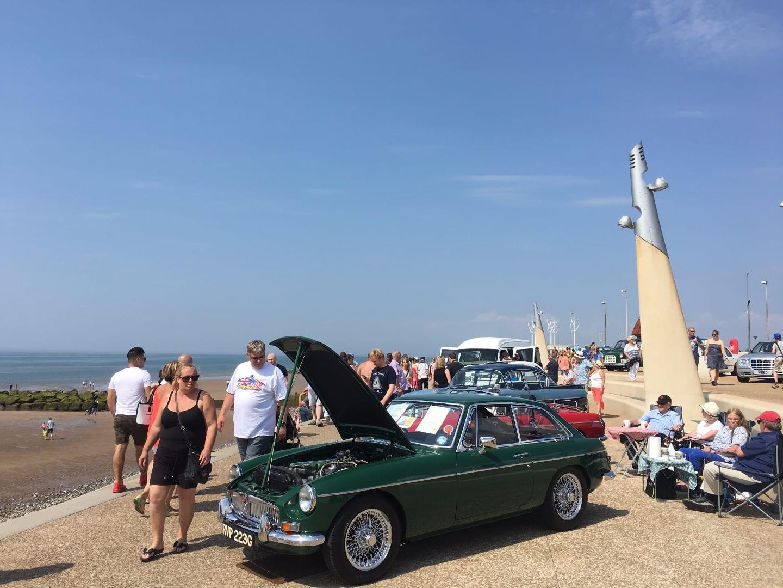 Cleveleys Car Show 2016