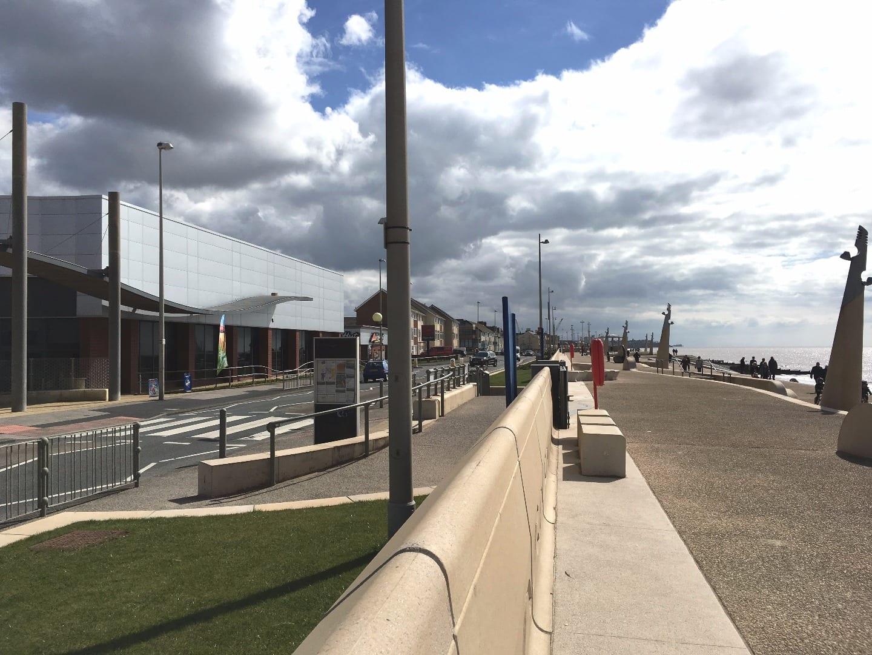 Jubilee Leisure Park, Cleveleys promenade