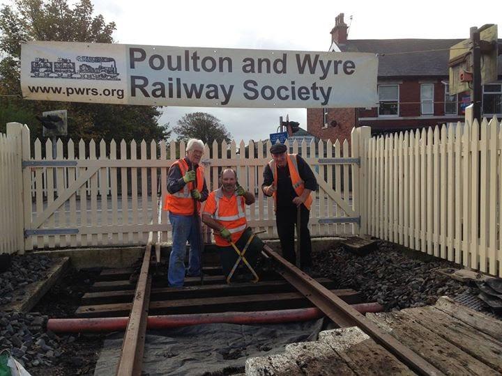 Poulton and Wyre Railway Society