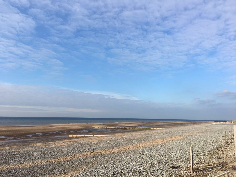 Rossall Beach Cleveleys