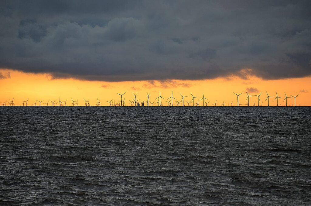 about Walney Offshore Windfarm