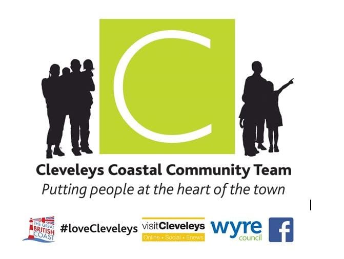 What is Cleveleys Coastal Community Team?