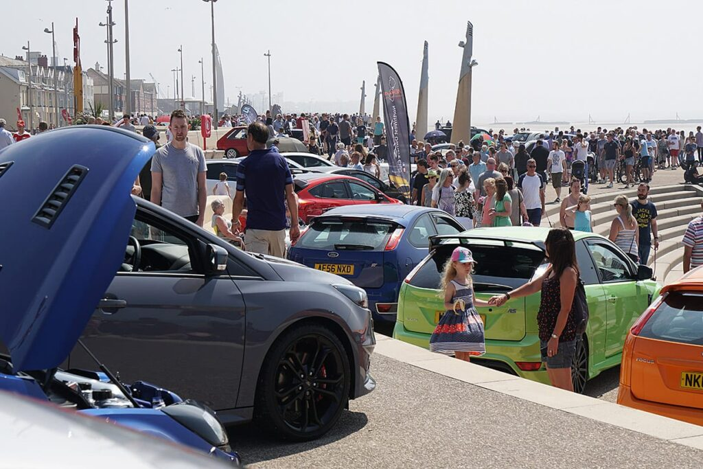 Cleveleys car show 2018