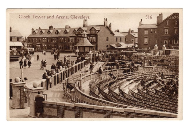 History of Cleveleys
