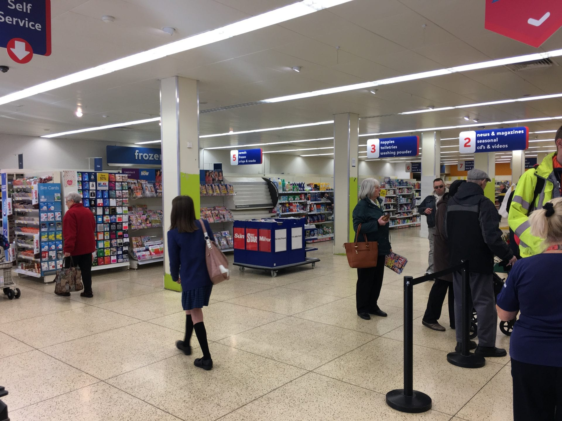 ae6b2911fe2156 The Future is Bright for Cleveleys Tesco! - Visit Cleveleys