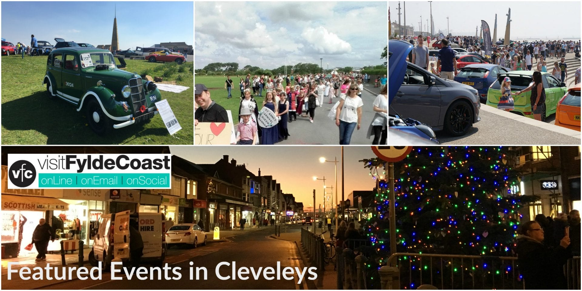 Featured Events in Cleveleys
