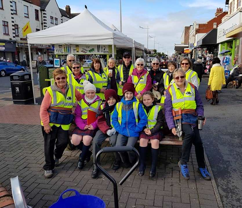 Care for Cleveleys Town Centre Team