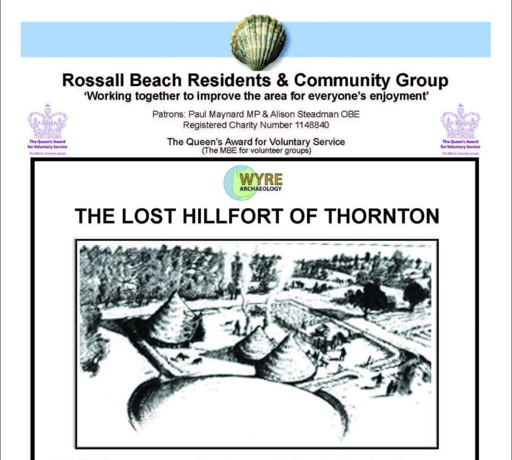 Lost Hillfort of Thornton