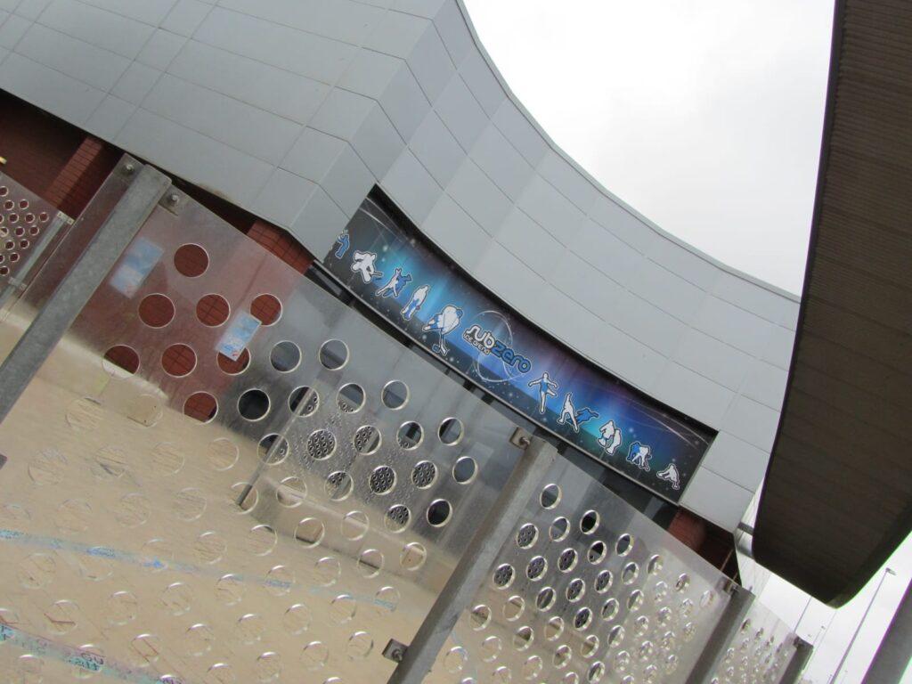 Sub Zero Ice Arena opens, July 2011. Photo: Visit Cleveleys
