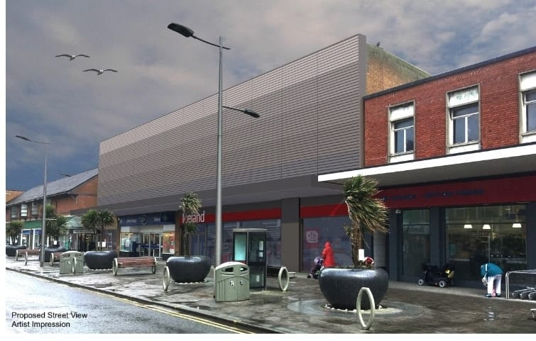 Closure of Cleveleys Tesco = a New Future for Iceland