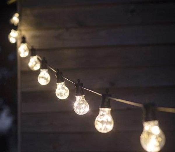 Festoon Lights for Cleveleys