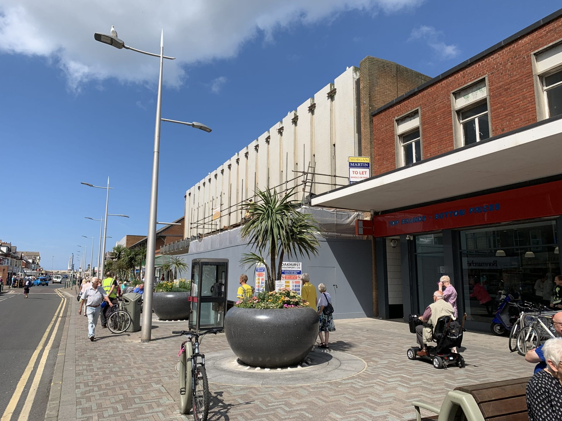The Future is Bright for Cleveleys Tesco! - Visit Cleveleys