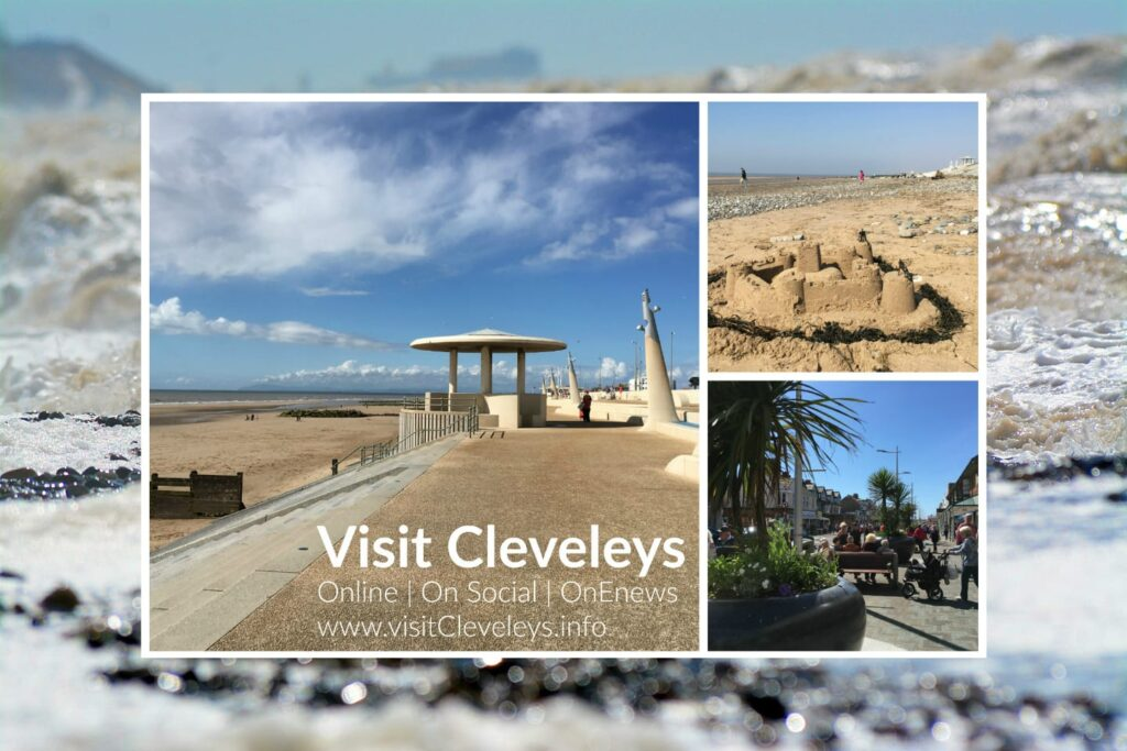 About this seaside town, visit Cleveleys