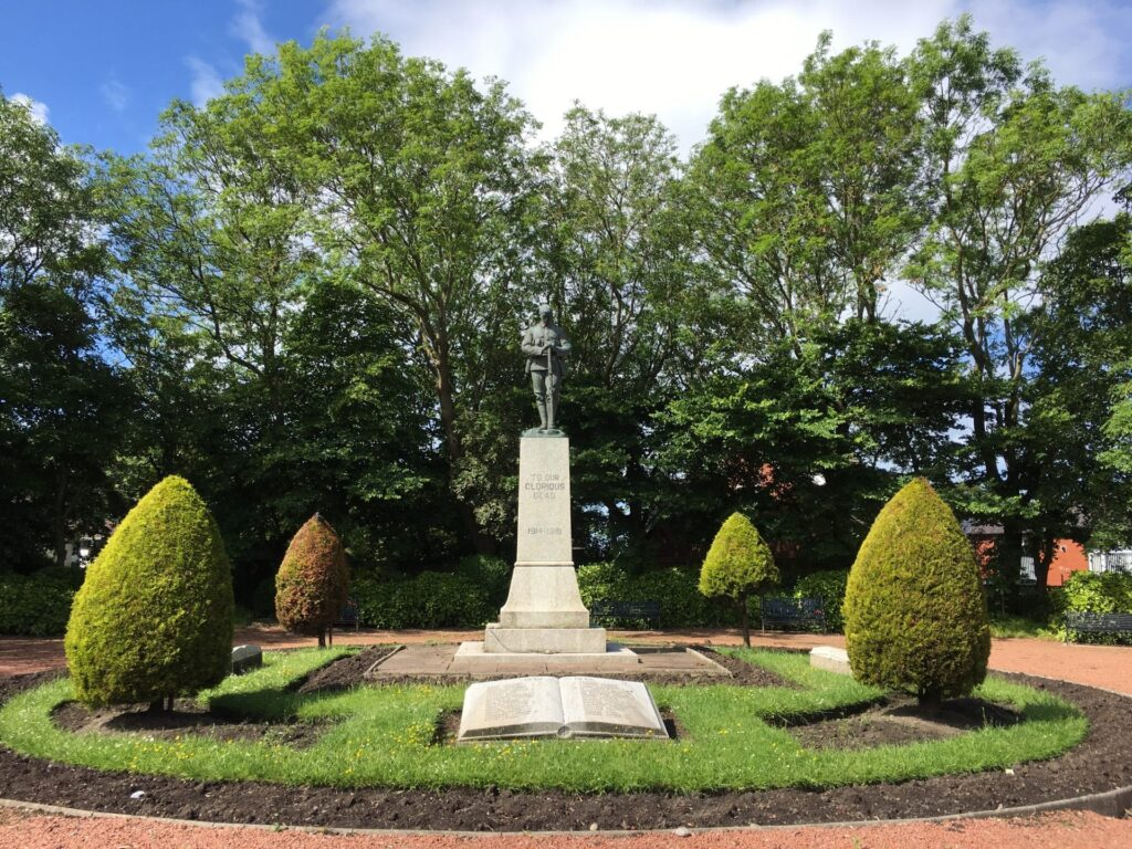 Thornton War Memorial