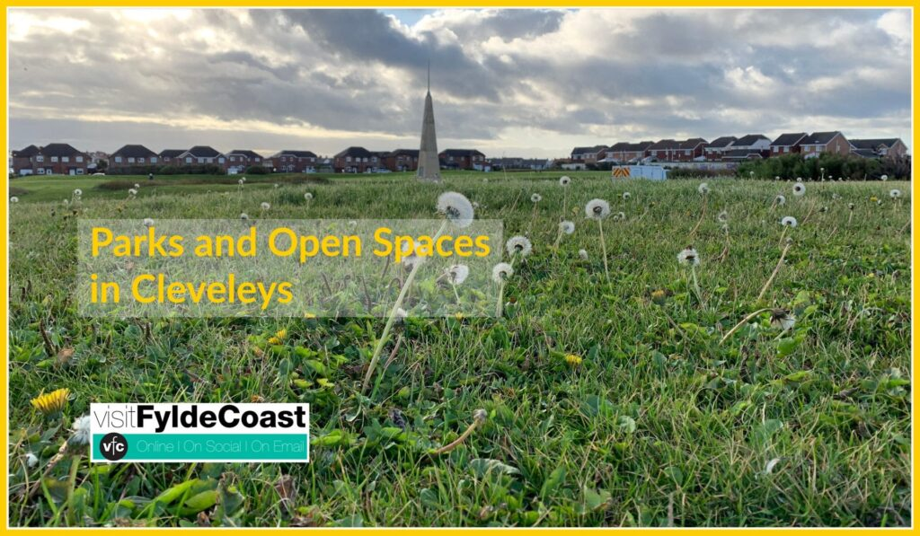 Parks and Open Spaces in Cleveleys