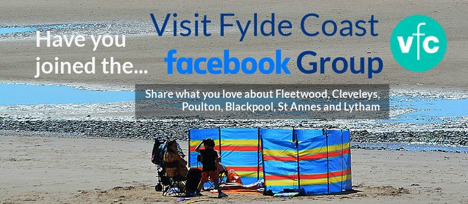 Visit Fylde Coast Facebook
